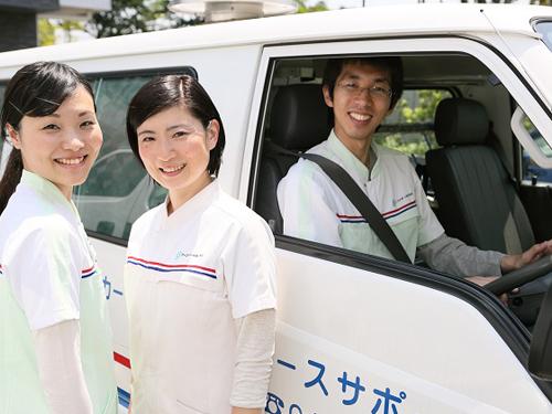 アースサポート株式会社 北日本/アースサポート米沢のイメージ