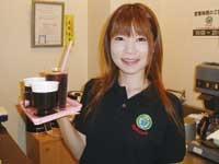 楽しいカフェ販売のお仕事です♪こんなメリットもあります。