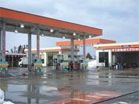 給油及び関連商品の販売等々