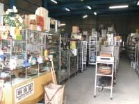 ◆リサイクル品の買取、回収のトラック助手