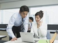 ◆大手企業の自社ビル勤務!/駅直結!/近くには飲…