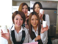 高崎駅近くのコーヒー販売のお仕事!