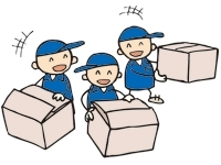 簡単な包装・梱包・入出庫作業