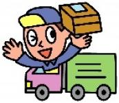 ルート配送〈2t車での生鮮品や日用品の配送〉