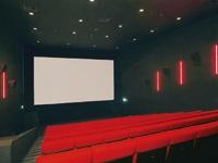映画館でのグッズの販売