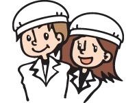 ・材料の検品・軽量・加工や機械への材料投入などを…