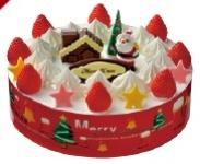 クリスマスケーキ・スイーツ等の製造サポート