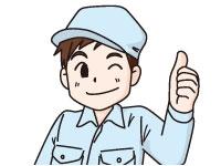 社員さんとペアになっての補助的なお仕事!!