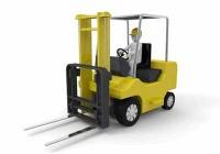 自動車部品の入出荷にかかわる倉庫内作業や、リフト…