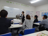 講師勉強会のご様子です!