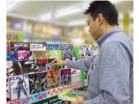 物販業における店頭業務