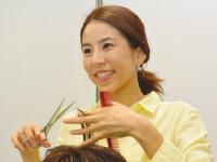 地域密着型の美容師