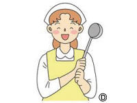 施設での食事盛りつけや洗浄のお仕事
