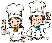パラディソに併設しているキッチンでの調理全般です。