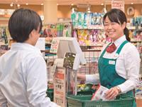 (1)水産(商品加工・陳列・接客・清掃 など)