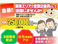 【営業企画員】