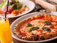 ◆ ◆ ピッツァ中心のイタリア料理店 ◆ ◆