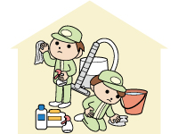 工場設備機器のクリーニング及びビル店舗等の清掃・…