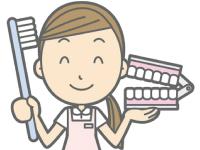 歯科衛生士業務全般を行っていただきます。
