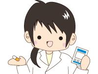 【調剤室における補助業務】