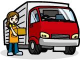 配送は年に10回程度、主に倉庫内軽作業と管理業を行…