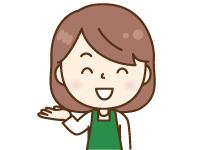 (1)レジ業務(接客・チェックアウト業務)