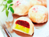 川越名物『いも恋まんじゅう』を始めとする和菓子店です。