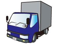 茨城県内への冷凍食品・アイスの配送