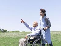 介護老人保健施設での高齢者の生活のサポートをお願…