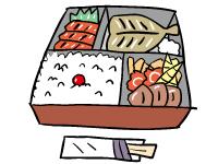 (1)お弁当の加熱調理