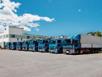 大型トラック(10t)での収集・運搬
