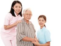 訪問・外来・病棟・デイ(短時間)、幅広く業務に携…