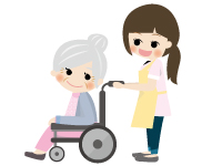 ご利用者の支援介護(入浴・排泄・食事等のお世話)