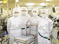 【IC製品の製造業務】