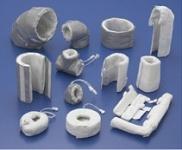 *不燃布を使ったヒーターの縫製、組立、工業用ミシ…