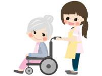 有料老人ホームへ訪問し、利用者様に介護業務全般を…