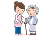 デイサービス内での介護員業務