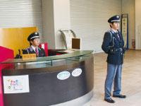株式会社シムックス 施設警備部 常駐警備課の求人情報を見る