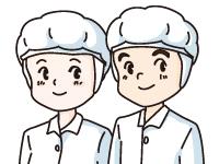 食品工場での食品製造
