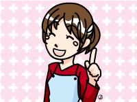 /バロー店内のお惣菜コーナーでの簡単な調理・販売…