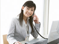 伝票整理・電話応対・パソコン処理・台帳処理・簡単なPO…