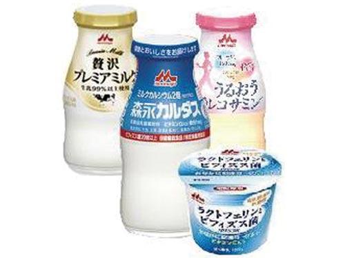 森永乳業特約店 (株)小針乳業の求人情報を見る