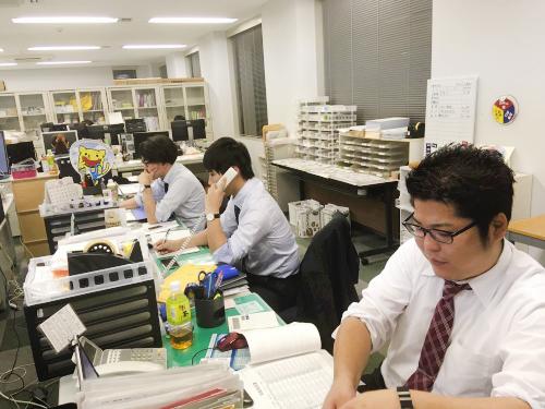 株式会社求人ジャーナル 松戸営業所の求人情報を見る