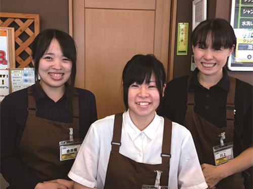 接客が好きな方・ フリーター・主婦 大歓迎!! )^o^(