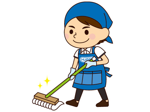 ヒュウマップクリーンサービス ダイナム愛媛東予店の求人情報を見る