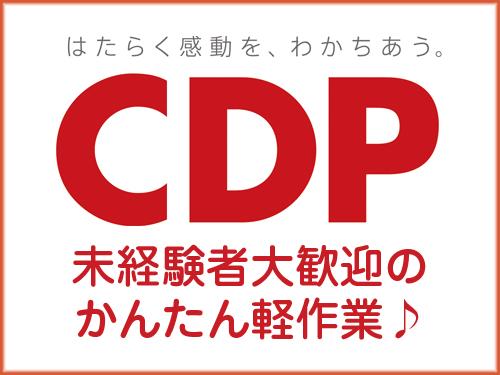シーデーピージャパン株式会社 土浦営業所の求人情報を見る