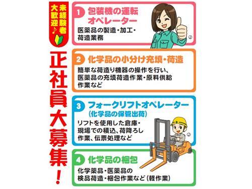 株式会社 NBリソース富山の求人情報を見る