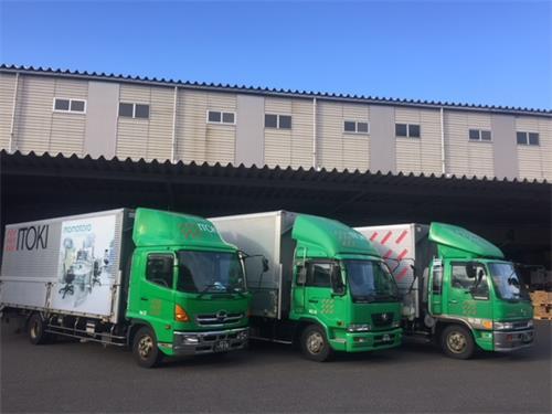 東日本流通運輸株式会社の求人情報を見る