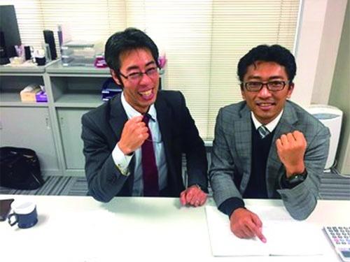 有限会社インテンス 横浜営業所の求人情報を見る
