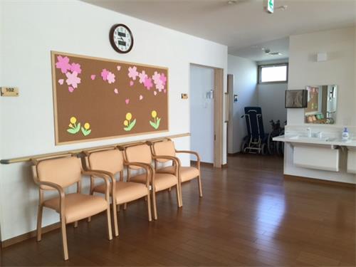 宮城県松島町で、『デイサービスいっぷく』という施設です♪